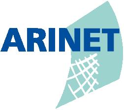 ARINET logo